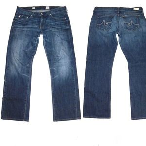 AG Adriano Goldschmied THE TOMBOY Relaxed Jeans